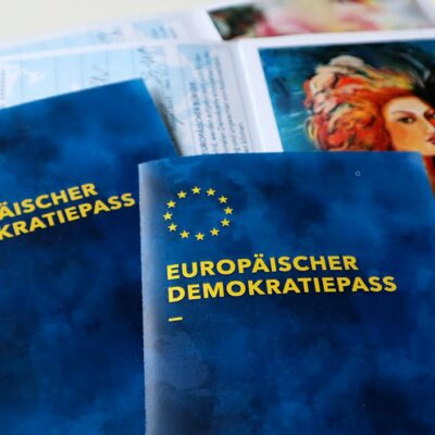 Europäische Demokratiepässe